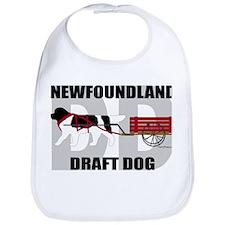 Landseer Draft Dog Bib