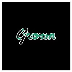 Groom - Airstream Poster