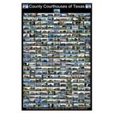 Courthouses Wrapped Canvas Art