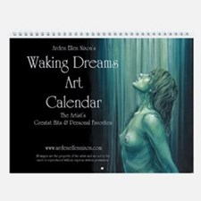 Waking Dreams Wall Calendar