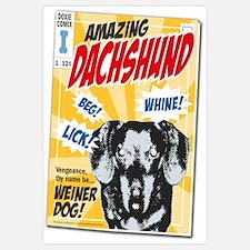 Amazing Dachshund Comics