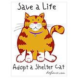 Cat art Posters