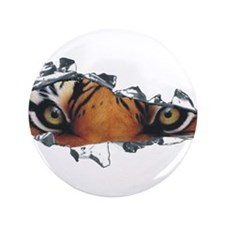 "Tiger Eyes 3.5"" Button"