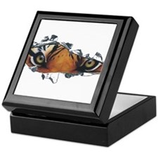 Tiger Eyes Keepsake Box