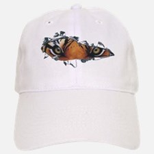 Tiger Eyes Baseball Baseball Cap