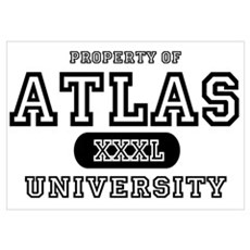 Atlas University Poster