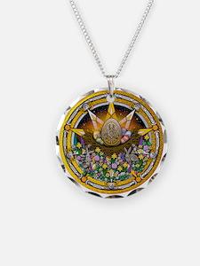 Ostara Pentacle Necklace