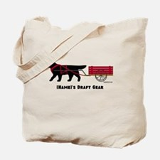 Newf Draft - Your Text Tote Bag