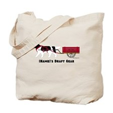 Landseer - Your Text Tote Bag