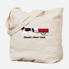 Landseer - Your Text Tote Bag