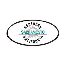 Sacrameto California Patches