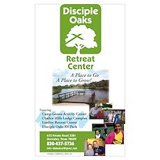 Disciple Oaks Poster