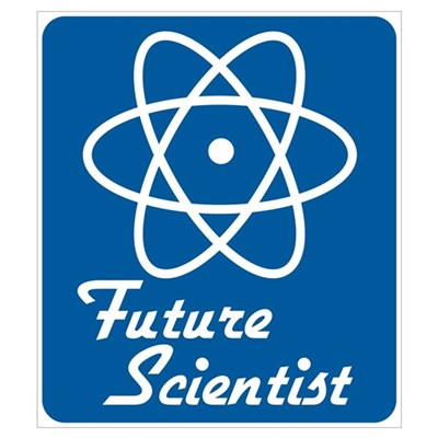 Future Scientist Poster