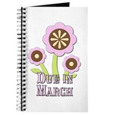 Unique Due in march Journal