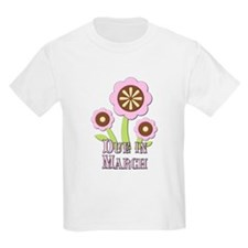 Cute Due in march T-Shirt