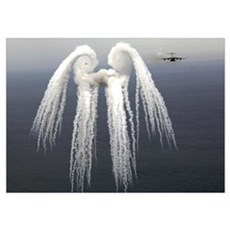 Smoke Angel Poster