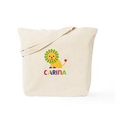 Carina the Lion Tote Bag