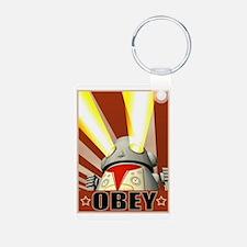 OBEY Version 1 Keychains
