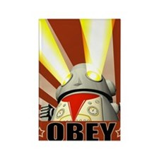 OBEY Version 1 Rectangle Magnet