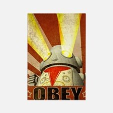 OBEY Version 2 Rectangle Magnet