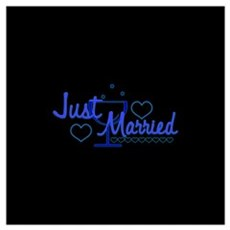 Just Married 1 Poster