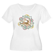 Celtic Reindeer Knots T-Shirt