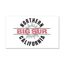 Big Sur California Car Magnet 20 x 12