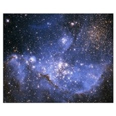 Magellanic Cloud Poster