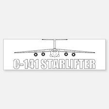 C-141 Bumper Bumper Sticker