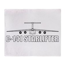 C-141 Throw Blanket