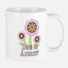 Due in August Expectant Mother Mug