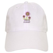 Due in August Expectant Mother Baseball Cap