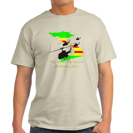 Senior Trip Light T-Shirt