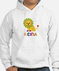 Reina the Lion Hoodie Sweatshirt