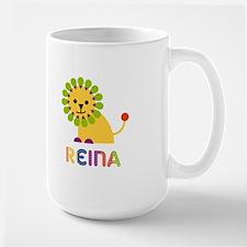 Reina the Lion Mug