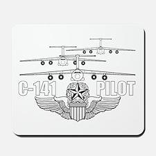 C-141 Pilot Mousepad