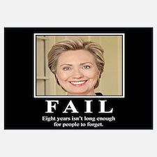 Hillary FAIL