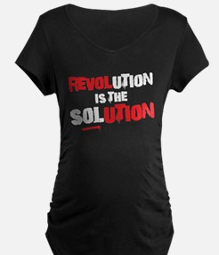 Revolution is the Solution T-Shirt