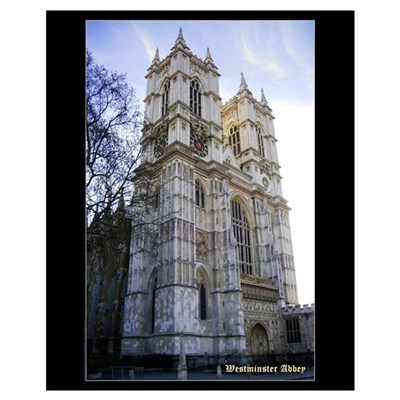 Westminster Abbey Canvas Art