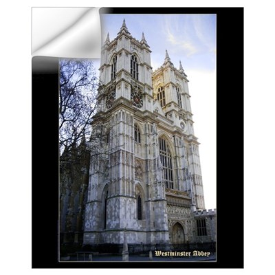 Westminster Abbey Wall Decal