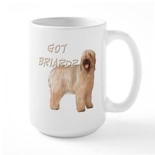 """Got Briard?"" Mug"