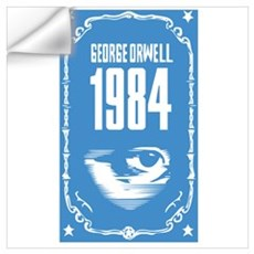 1984 - George Orwell Wall Decal