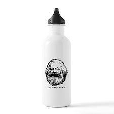 Marx Not Santa Water Bottle