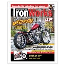 IronWorks August 2007 Poster
