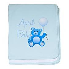 April Baby baby blanket