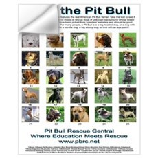 Find the Pit Bull Wall Decal