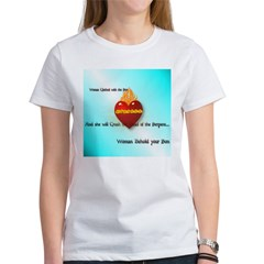 Immaculate Heart Women's T-Shirt