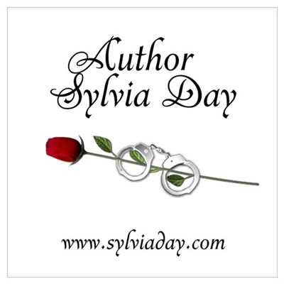 Author Sylvia Day Framed Print