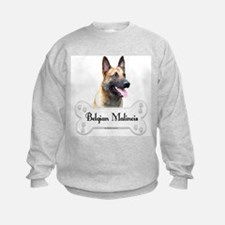 Malinois 2 Sweatshirt