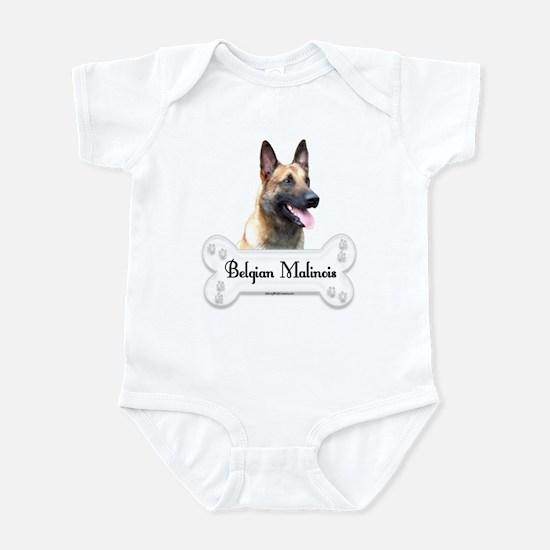 Malinois 2 Infant Creeper